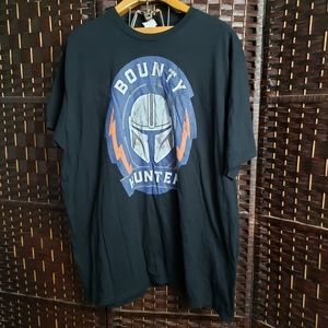 Star Wars Mandalorian Bounty Hunter T-Shirt